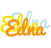 Edna energy logo