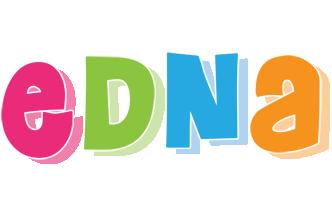 Edna friday logo