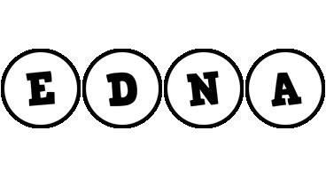 Edna handy logo