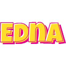 Edna kaboom logo