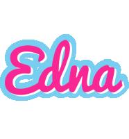 Edna popstar logo