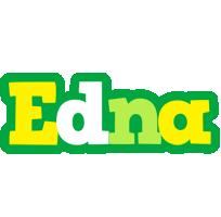 Edna soccer logo