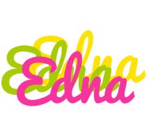 Edna sweets logo