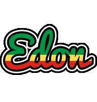 Edon african logo