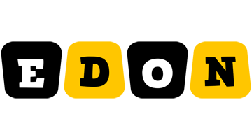 Edon boots logo