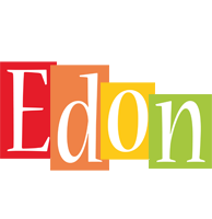 Edon colors logo