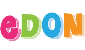 Edon friday logo