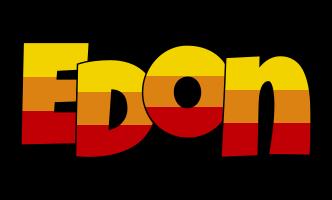 Edon jungle logo
