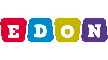 Edon kiddo logo