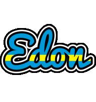 Edon sweden logo