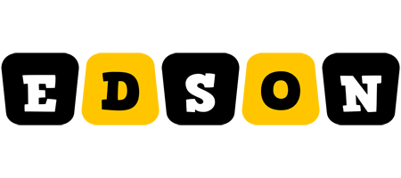 Edson boots logo