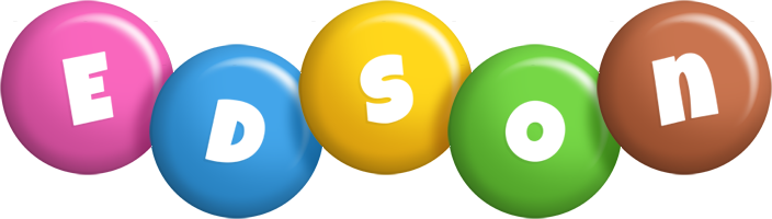 Edson candy logo
