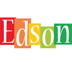 Edson colors logo