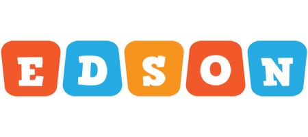 Edson comics logo