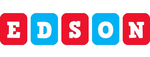 Edson diesel logo