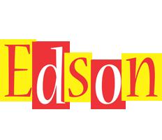 Edson errors logo