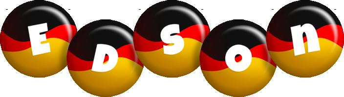 Edson german logo