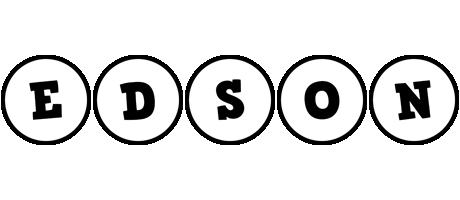 Edson handy logo