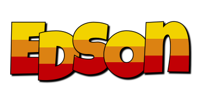 Edson jungle logo