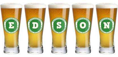 Edson lager logo