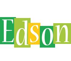 Edson lemonade logo