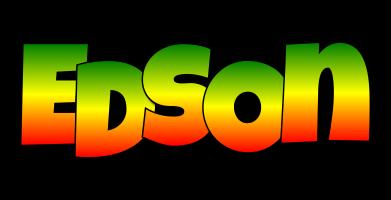 Edson mango logo