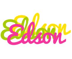 Edson sweets logo