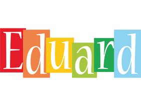 Eduard colors logo