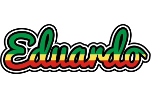 Eduardo african logo