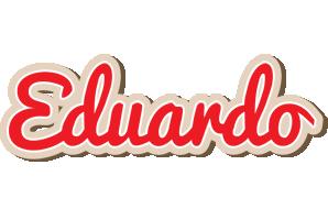 Eduardo chocolate logo
