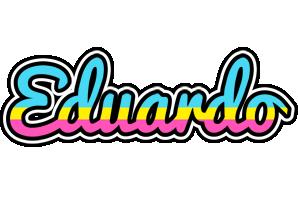 Eduardo circus logo