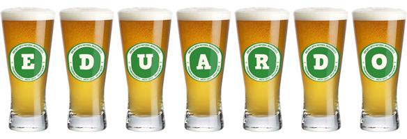 Eduardo lager logo