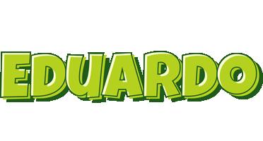 Eduardo summer logo