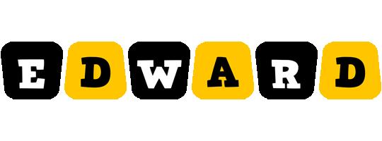 Edward boots logo