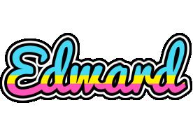 Edward circus logo