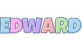 Edward pastel logo