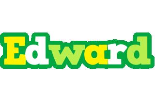 Edward soccer logo