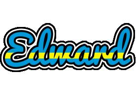 Edward sweden logo