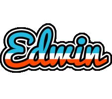 Edwin america logo