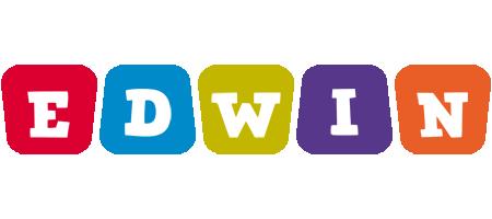 Edwin daycare logo