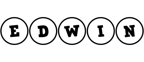 Edwin handy logo