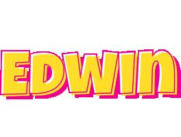 Edwin kaboom logo