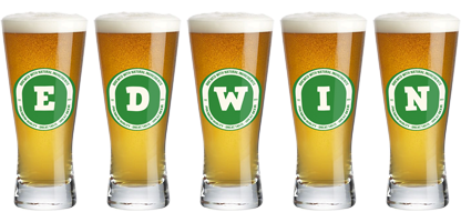 Edwin lager logo