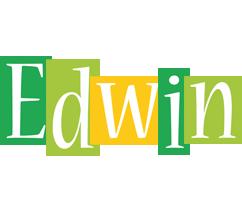 Edwin lemonade logo