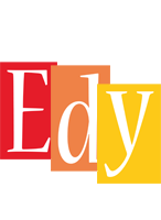 Edy colors logo