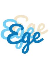 Ege breeze logo