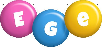 Ege candy logo