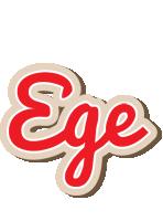 Ege chocolate logo