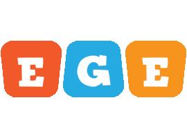 Ege comics logo