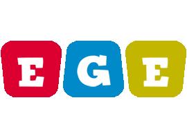 Ege daycare logo